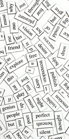 Scrambled Words Image